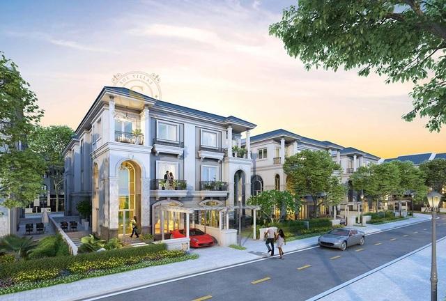 Khu biệt thự compound cao cấp Sol Villas thu hút khách hàng nhờ nhiều thế mạnh vượt trội