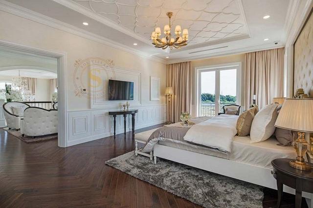 Sol Villas là khu biệt thự compound cao cấp mang phong cách hoàng gia