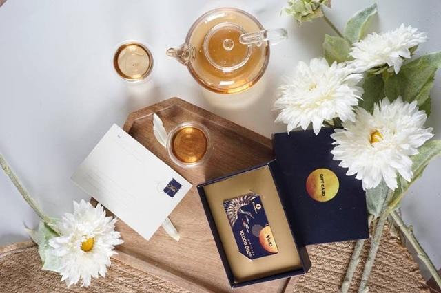 Thiết kế bộ Thẻ quà tặng Gift Card bắt mắt