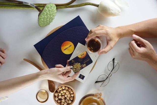 Thẻ quà tặng Gift Card – Quà Trung Thu thời 4.0