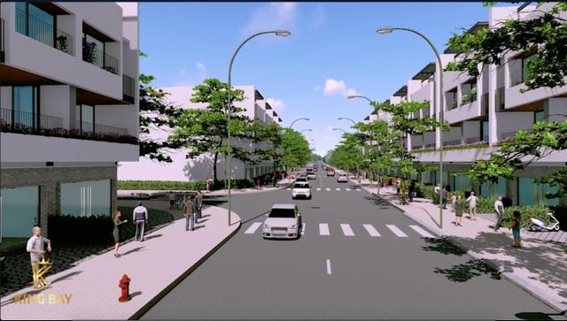 Orchard New City sở hữu thiết kế hiện đại, đồng bộ theo tiêu chuẩn Singapore