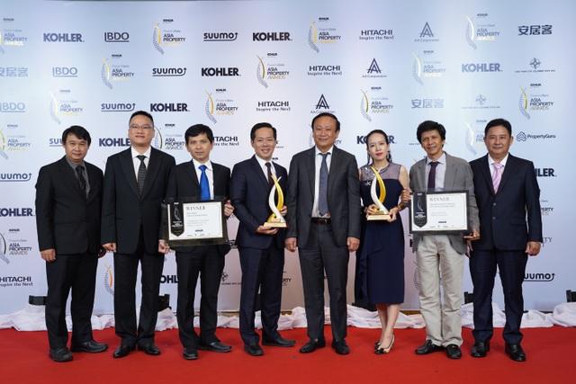 Kiến Á chiến thắng ngoạn mục tại Asia Property Awards 2018 - 1