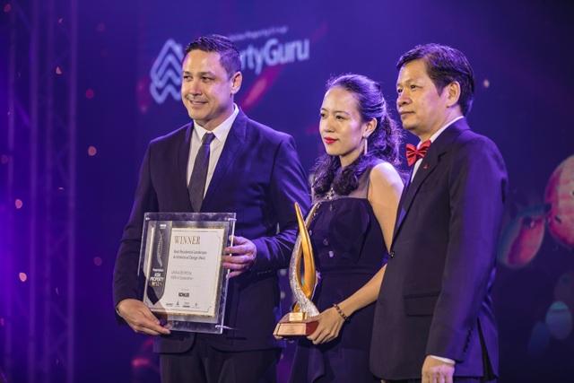 Kiến Á chiến thắng ngoạn mục tại Asia Property Awards 2018 - 2