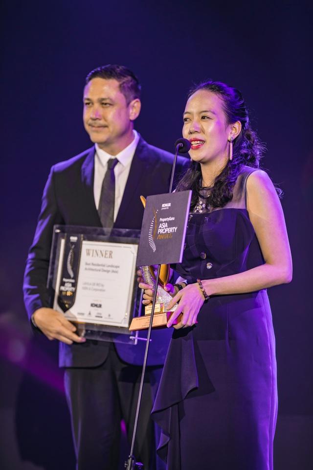 Kiến Á chiến thắng ngoạn mục tại Asia Property Awards 2018 - 3