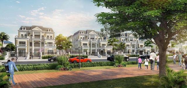 The Riviera Villas là sự kết hợp hoàn hảo thiết kế Châu Âu bán cổ điển trong môi trường sống sinh thái