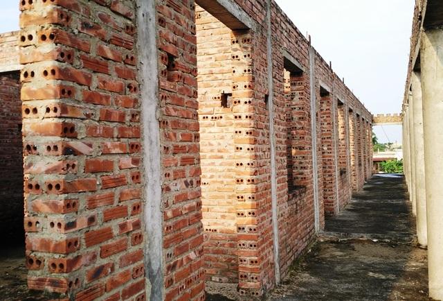 """Ninh Bình: Trường mầm non """"vừa học vừa xây dựng"""" - 5"""