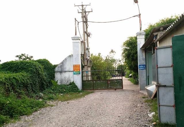 Thửa đất TAND tỉnh Ninh Binh tuyên Cty CP Yên Thành phải trả lại cho bà Đào, nhưng hơn 1 năm qua Chi cục THADS Yên Khánh không thi hành án nên công ty này vấn sử dụng mà không chịu bàn giao.
