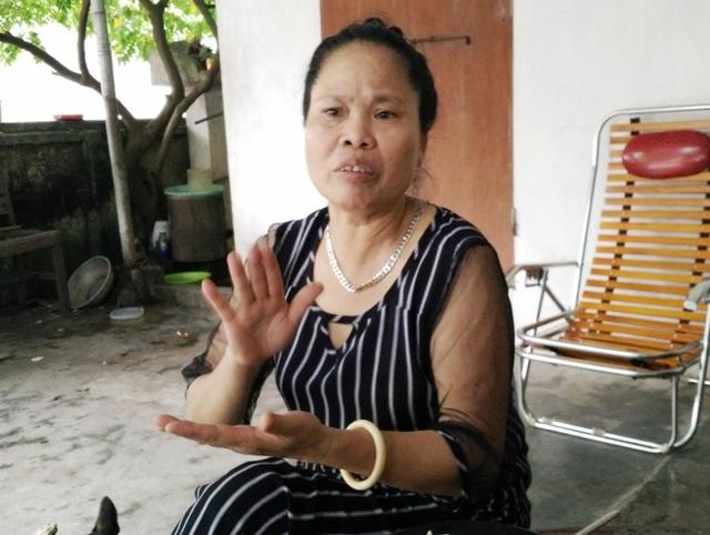 Chị Nguyễn Thị Mận (con gái cụ Cầu) rất mong các cấp xem xét để mẹ sớm được truy tặng NSND để vinh danh những đóng góp của bà cho nghệ thuật nước nhà.