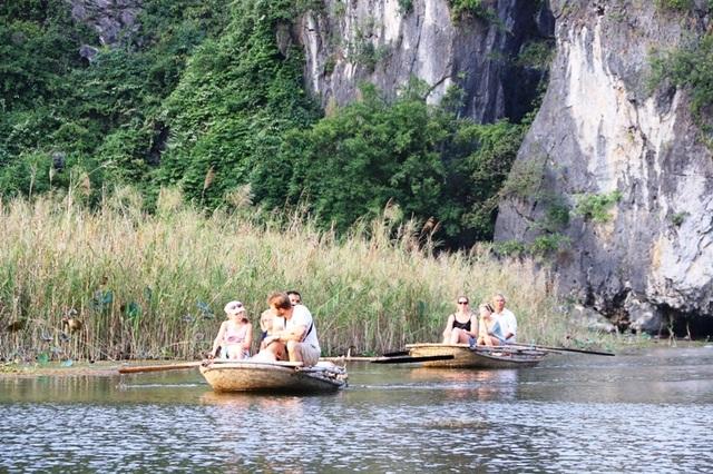 Cảnh sắc hoang sơ tuyệt đẹp ở đầm Vân Long - 13