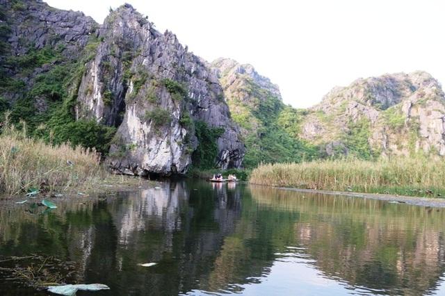 Cảnh sắc hoang sơ tuyệt đẹp ở đầm Vân Long - 14