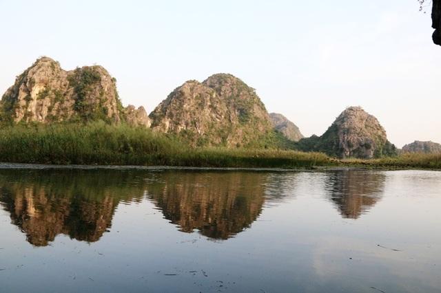 Cảnh sắc hoang sơ tuyệt đẹp ở đầm Vân Long - 20