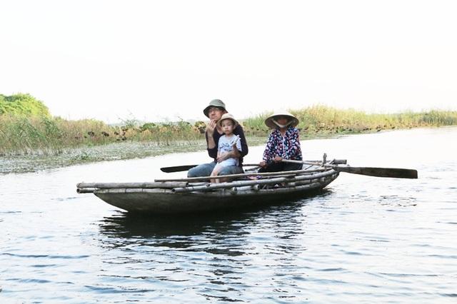 Mỗi năm có hàng nghìn lượt du khách tìm đến Vân Long để thả hồn mình vào thiên nhiên tươi đẹp.