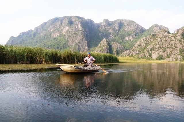 Cảnh sắc hoang sơ tuyệt đẹp ở đầm Vân Long - 8