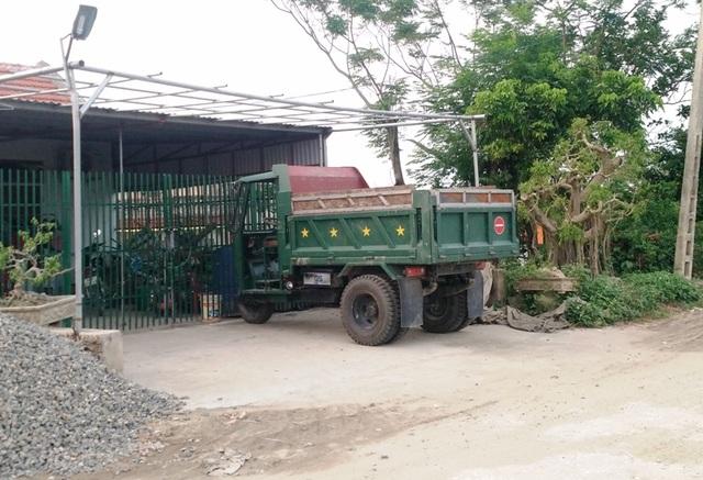 Những chiếc xe 3 bánh, 4 bánh tự chế dù đã bị cấm nhưng vẫn thường xuyên xuất hiện trên địa bàn tỉnh Ninh Bình.