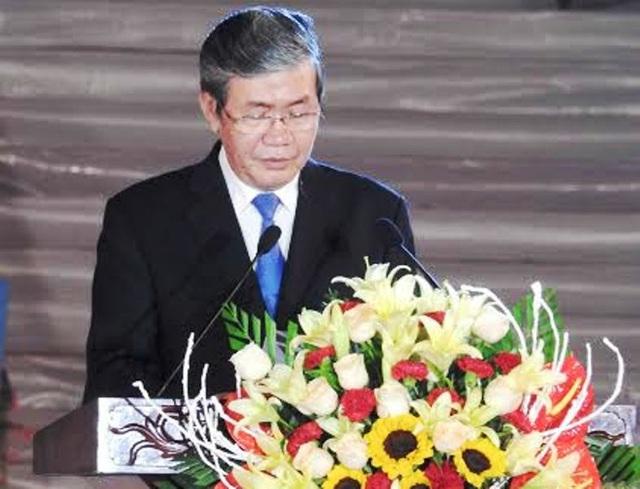 Ông Đinh Thế Huynh, Ủy viên Bộ Chính trị, Thường trực Ban Bí thư đánh giá cao những thành quả mà tỉnh Hòa Bình đạt được trong thời gian qua.