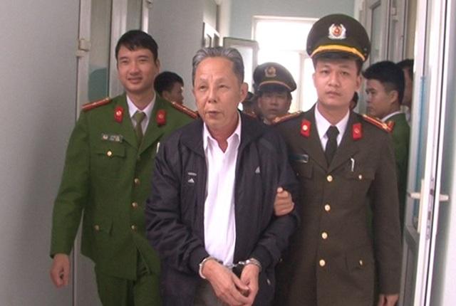 Nguyên chủ tịch UBND xã Hải Yến đang bị lực lượng chức năng bắt tạm giam