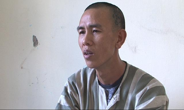 Nguyễn Đức Hải tại cơ quan công an