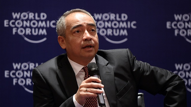 Theo ông Nazir Razak, Chủ tịch Hội đồng kinh doanh khu vực ASEAN, một trong những ưu tiên hàng đầu của Hội đồng kinh doanh ASEAN là thúc đẩy dỡ bỏ những hàng rào phi thuế quan (Ảnh: Mạnh Thắng)