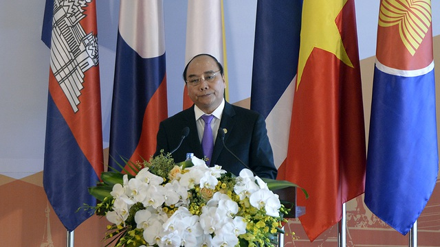 Thủ tướng Nguyễn Xuân Phúc nhấn mạnh, các nước Mekong đã trở thành động lực quan trọng của kinh tế Đông Nam Á