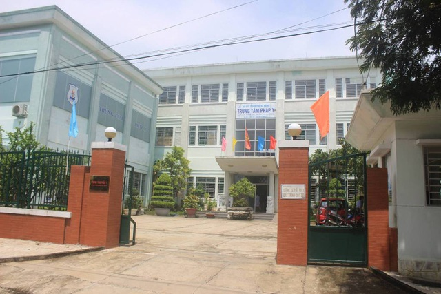 Trung tâm Pháp y Đà Nẵng