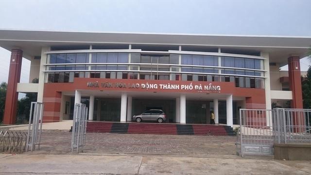 Nhà văn hóa lao động TP Đà Nẵng