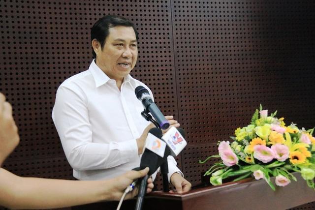 """Chủ tịch UBND TP Đà Nẵng Huỳnh Đức Thơ phản đối Trung Quốc bầu cử đại biểu Đại hội đại biểu nhân dân của cái gọi là """"thành phố Tam Sa"""""""