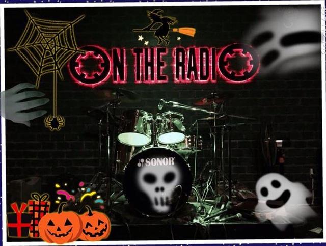Halloween On the Radio Đà Nẵng.
