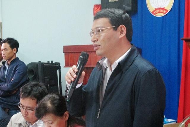 Phó Chủ tịch UBND TP Đà Nẵng Hồ Kỳ Minh yêu cầu hai nhà máy thép ngừng hoạt động để khắc phục hậu quả
