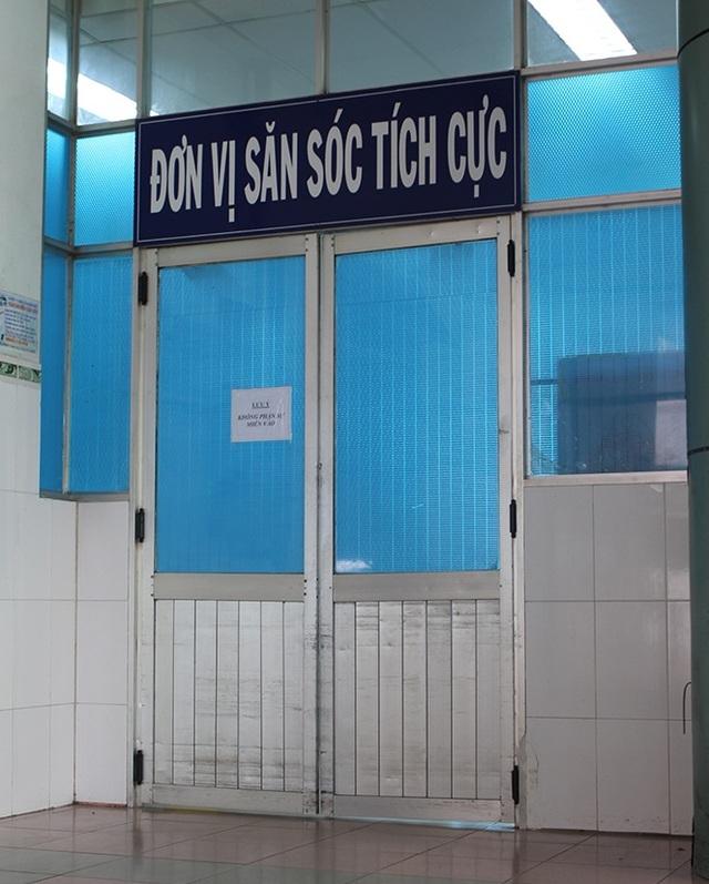 Nơi ca sĩ Minh Thuận đang nằm điều trị tại bệnh viện Phạm Ngọc Thạch