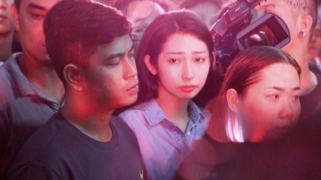 Xúc động tình nghệ sĩ đêm cuối cùng bên ca sĩ Minh Thuận - 22