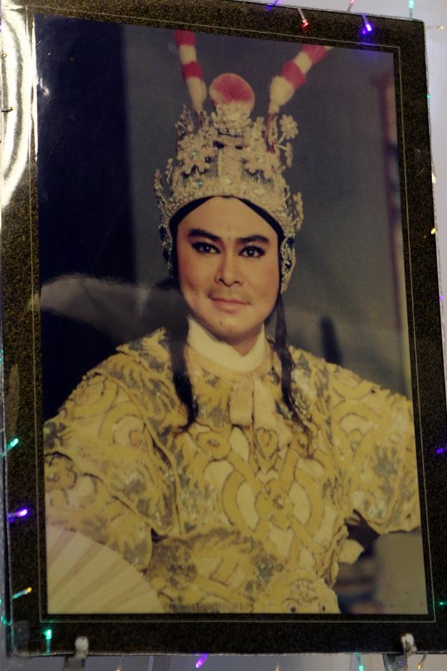Hình ảnh oai nghiêm, cương trực trên sân khấu là một trong những dấu ấn đặc biệt của khán giả đối với NSND Thanh Tòng.