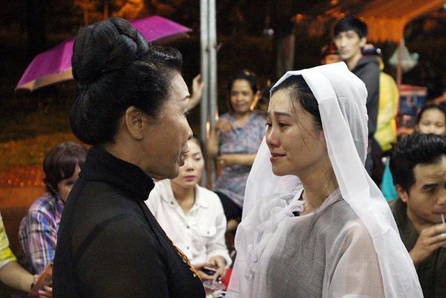 Bà còn chia sẻ mong muốn con gái của NSND Thanh Tòng sẽ luôn là người kế thừa và giữ được lửa nghề của dòng tộc