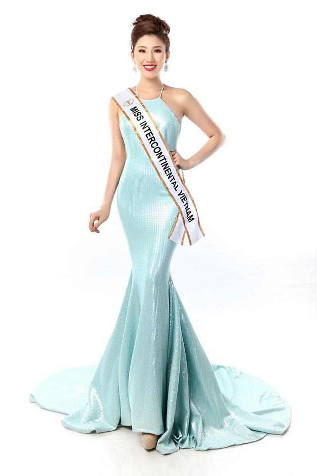 """Bảo Như sẽ lên đường tham dự cuộc thi """"Hoa hậu Liên lục địa 2016 - Miss Intercontinental 2016"""" tại Sri Lanka từ ngày 03/10 đến ngày 17/10/2016."""