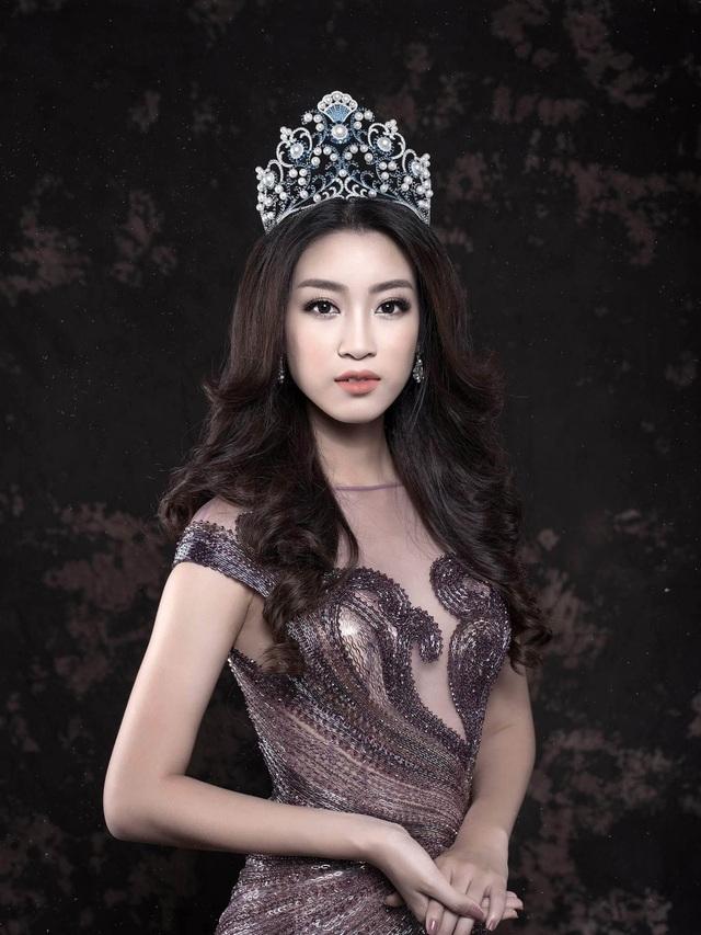 Hoa hậu Đỗ Mỹ Linh cuốn hút với hình ảnh yêu kiều - 5
