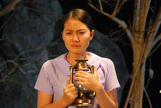 Vai diễn trong phim Mặn hơn muối đã lấy đi nhiều mồ hôi và nước mắt của Ngọc Lan