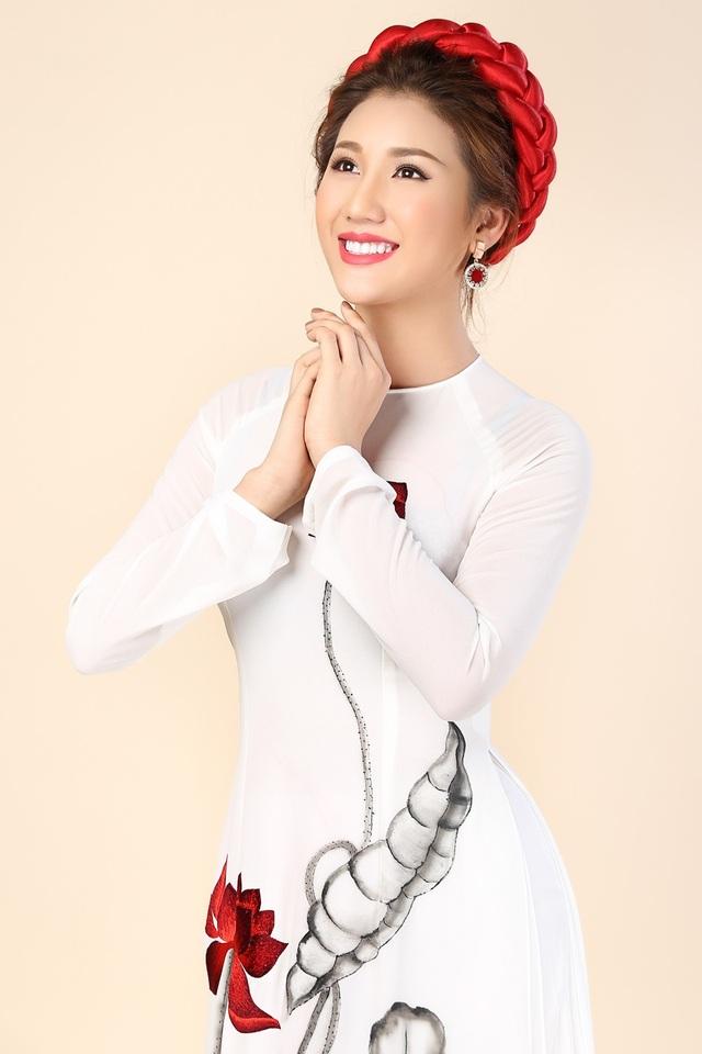 Bảo Như hé lộ trang phục truyền thống trước đêm chung kết Hoa hậu Liên lục địa - 5