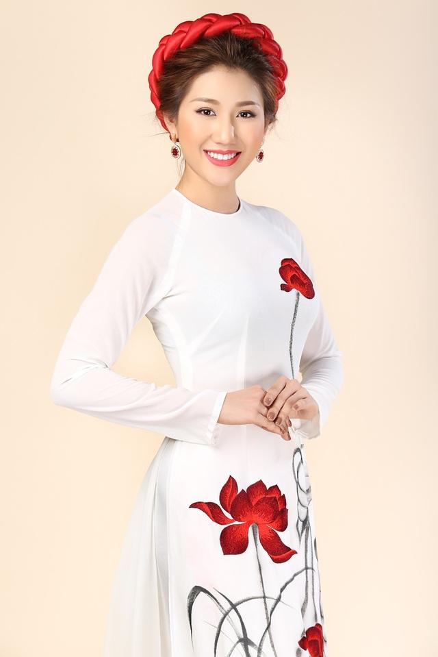 Bảo Như hé lộ trang phục truyền thống trước đêm chung kết Hoa hậu Liên lục địa - 6