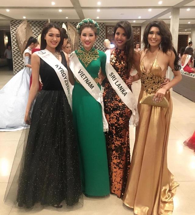 Bảo Như hé lộ trang phục truyền thống trước đêm chung kết Hoa hậu Liên lục địa - 9