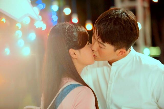 Midu và Harry Lu chán vì hôn nhau đến 30 lần - 4