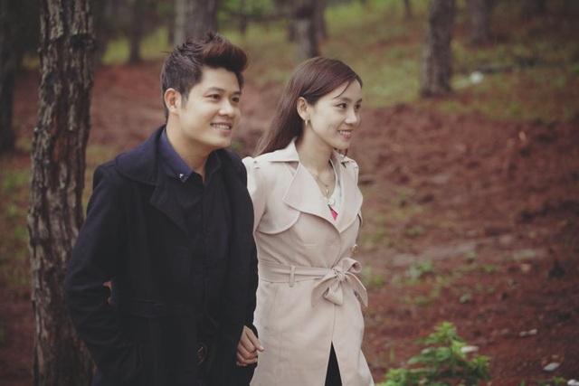 Nhạc sĩ Nguyễn Văn Chung và vợ