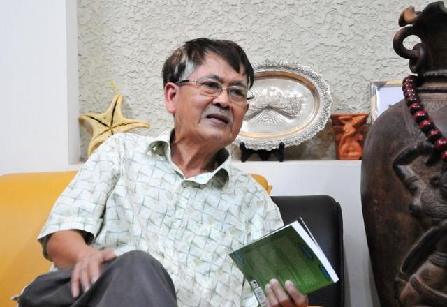 Nhà văn Lê Văn Thảo
