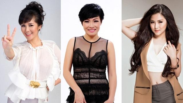 Dàn khách mời đêm chung kết Giọng hát Việt nhí