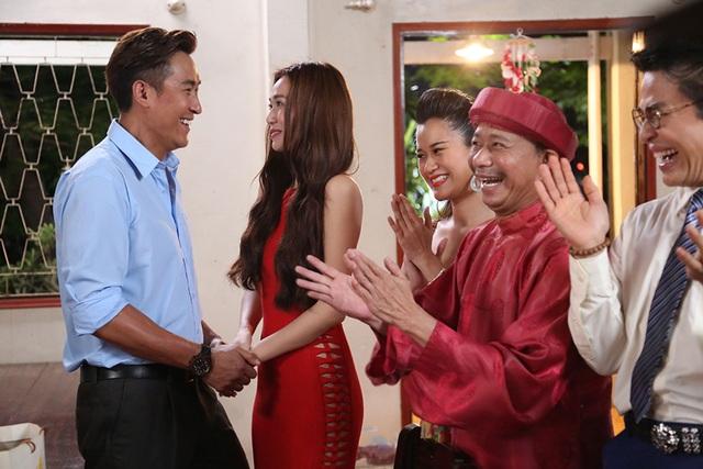 Tài tử TVB Mã Đức Chung đến nhà hỏi cưới Khánh My - 11