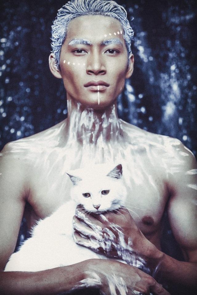 Chồng Khánh Thi tung ảnh kinh dị dịp Halloween - 8