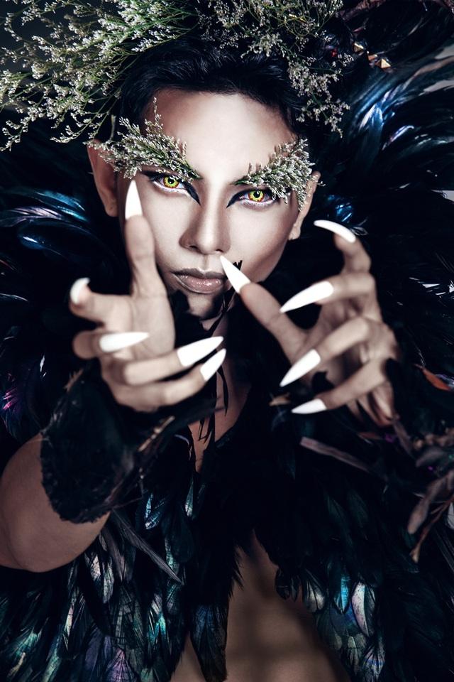 Chồng Khánh Thi tung ảnh kinh dị dịp Halloween - 3