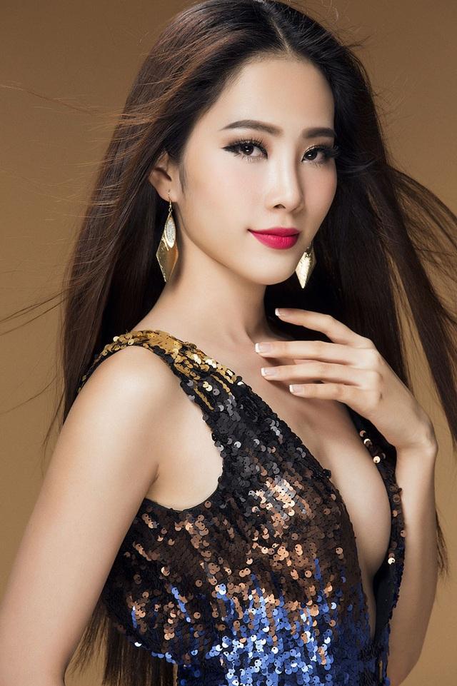 Nam Em ủng hộ chiến thắng của tân Hoa hậu Trái đất - 3