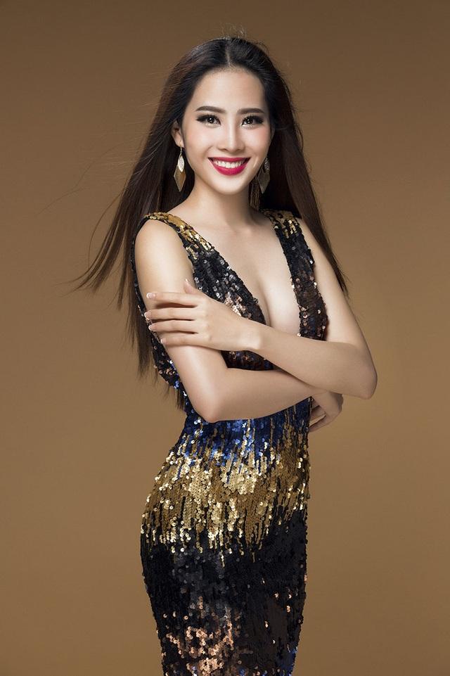 Nam Em ủng hộ chiến thắng của tân Hoa hậu Trái đất - 5