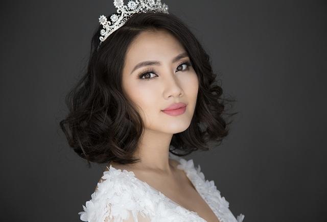 Diễn viên Ngọc Lan đang hạnh phúc với niềm vui chuẩn bị làm mẹ sau khi làm vợ diễn viên Thanh Bình.