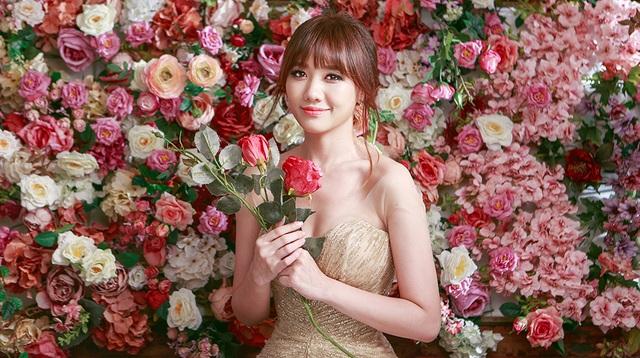 Hari Won tung ảnh cô dâu giữa tin đồn đám cưới - 2