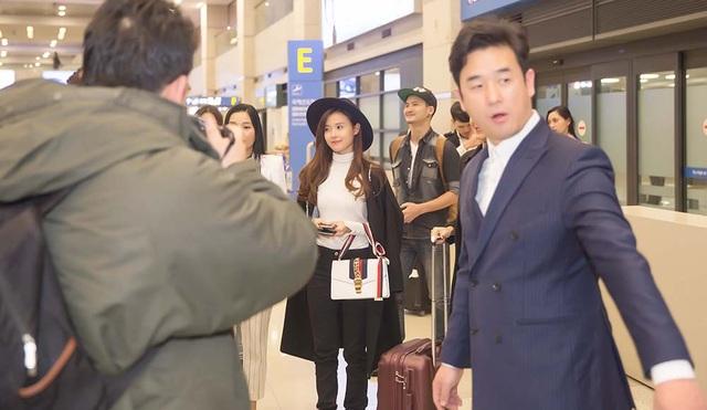 Midu được nhận giải diễn viên Châu Á xuất sắc tại Hàn Quốc - 1